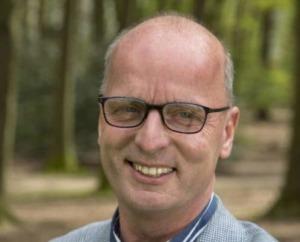 Hans Hubers O-gen projectleider energietransitie