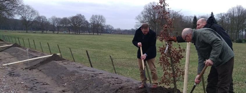 Putten versterkt Groene Valleilint