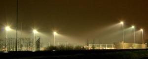 Lichtvervuiling - nacht van de nacht