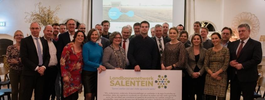 Startbijeenkomst Landbouwnetwerk Salentein