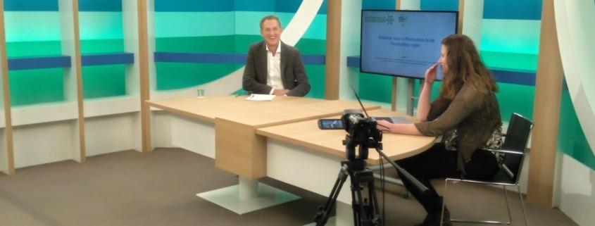 Fije Visser (LTO) vertelt over initiatieven voor de boer